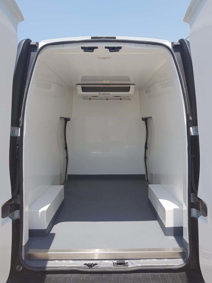 Το Nissan NV300 σε έκδοση μεταφοράς φαρμακευτικού υλικού με ψυκτικό θάλαμο