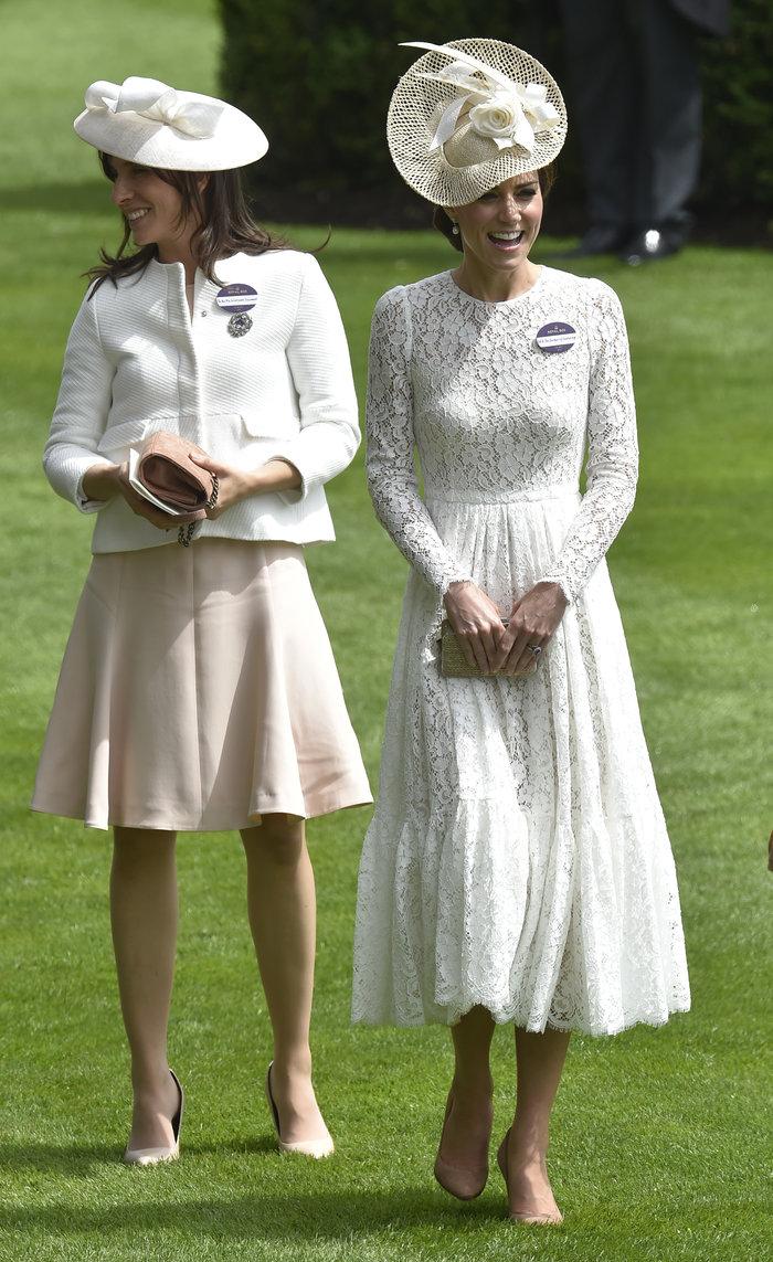 Κέιτ vs Μέγκαν: Ποια ντύθηκε καλύτερα στην πρώτη της φορά στο Royal Ascot