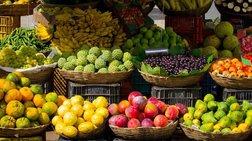 Φρούτα αγνώστου προελεύσεως σε επιχείρηση εμπορίου