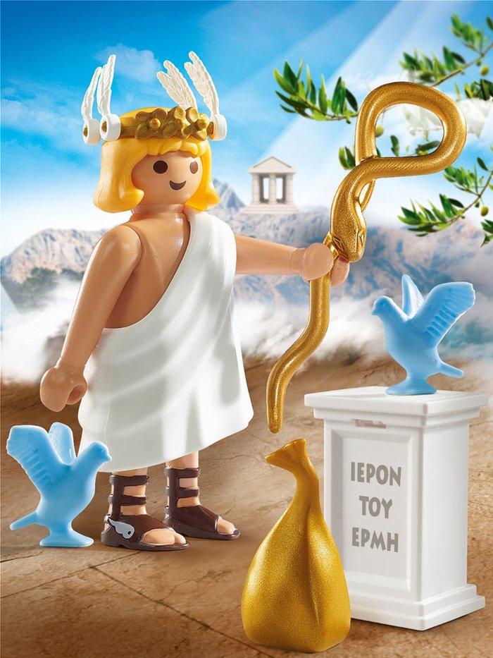 Οι θεοί του Ολύμπου έγιναν Playmobil (φωτό) - εικόνα 4