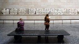 Κονιόρδου: Εθεσε το θέμα της επιστροφής των γλυπτών στο βρετανό ομόλογό της