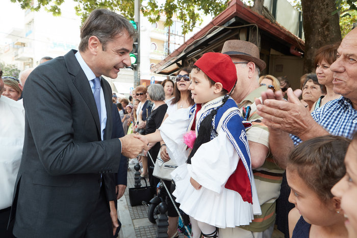 Μητσοτάκης: Εκχώρησαν μακεδονική εθνότητα και γλώσσα - εικόνα 3