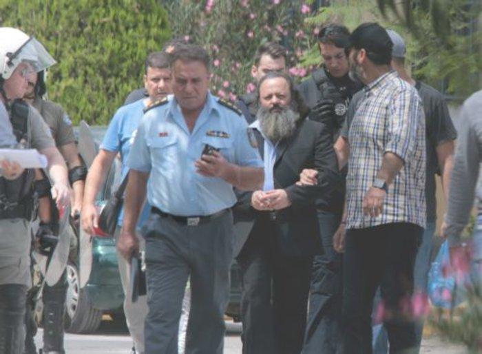 Ομάδα ΟΠΚΕ φυγάδευσε τον Αρτέμη Σώρρα από την Ευελπίδων - εικόνα 2
