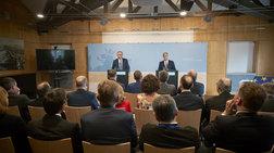 Δείτε Live τη συνέντευξη Τύπου μετά το τέλος της συνεδρίασης του Eurogroup