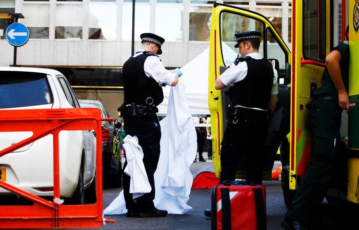 Συναγερμός στο Λονδίνο λόγω «σοβαρού περιστατικού» -βίντεο
