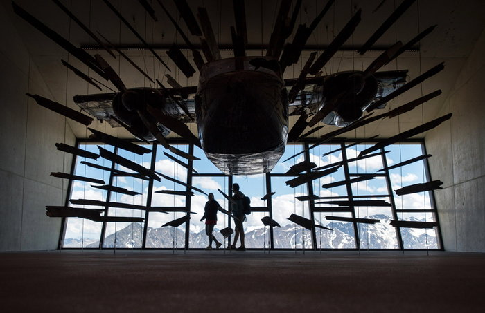 Ενα μουσείο για τον Τζέιμς Μποντ στην κορυφή των Αλπεων