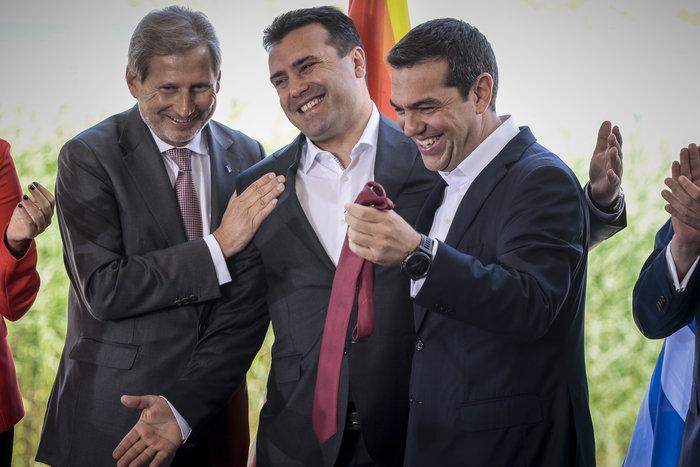 «Φιέστα» στο Ζάππειο μετά την απόφαση του Eurogroup