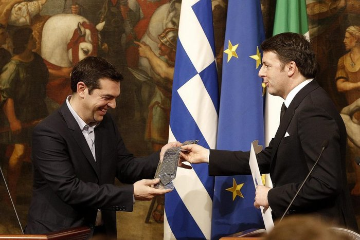 «Φιέστα» στο Ζάππειο μετά την απόφαση του Eurogroup - εικόνα 2
