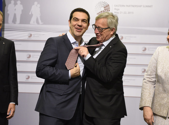 «Φιέστα» στο Ζάππειο μετά την απόφαση του Eurogroup - εικόνα 4