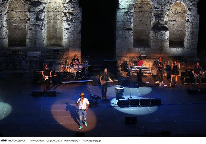 To απολαυστικό σόου του Στινγκ μάγεψε τους θεατές στο Ηρώδειο - εικόνα 6