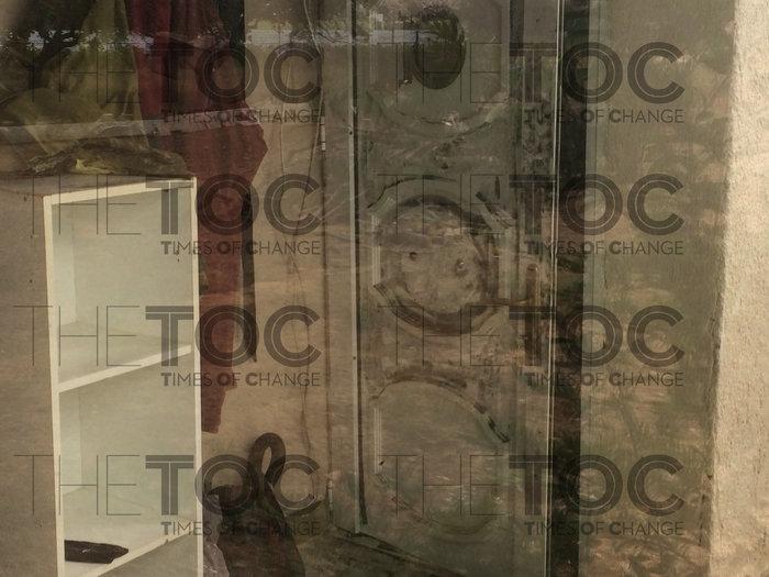 Σε αυτό το σπίτι στο Κορωπί κρυβόταν ο δραπέτης της Αργυρούπολης- εικόνες - εικόνα 4