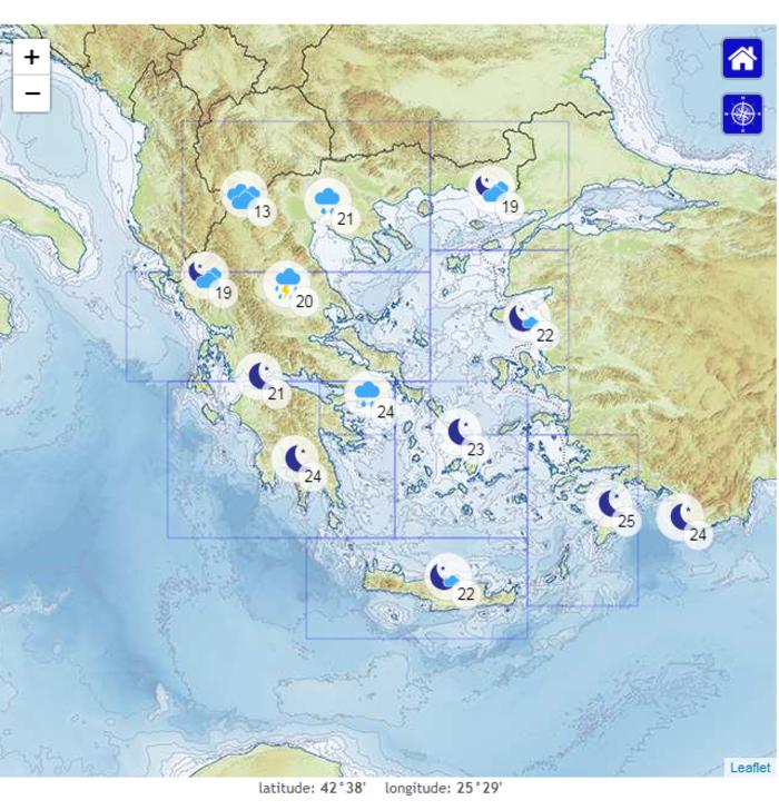 Ισχυρή καταιγίδα και κεραυνοί στην Αττική-Η πρόγνωση για τις επόμενες ώρες