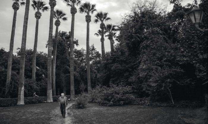 Φωτογραφίζοντας τον Εθνικό Κήπο στις 4 εποχές του χρόνου