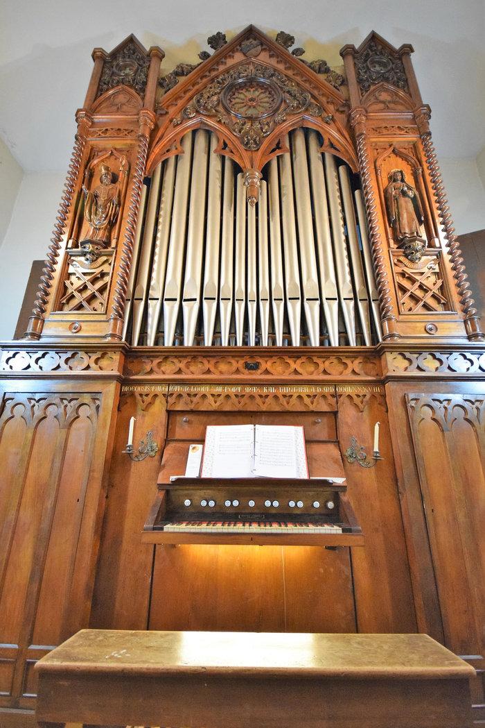 Το αρχαιότερο εκκλησιαστικό όργανο στην Ελλάδα θα ηχήσει στη Σύρο