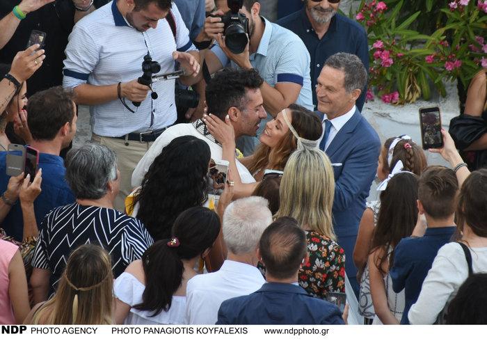 O Xρανιώτης ντύθηκε γαμπρός, ο Ντάνος συνόδευε τη νύφη
