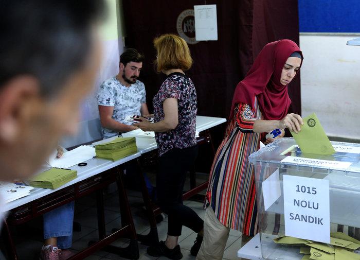 Τουρκικές εκλογές: Στο 54 % ο Ερντογάν, στο 29,9% ο Ιντζέ - εικόνα 7