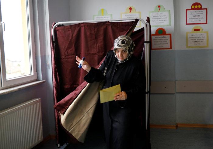 Τουρκικές εκλογές: Στο 54 % ο Ερντογάν, στο 29,9% ο Ιντζέ - εικόνα 11