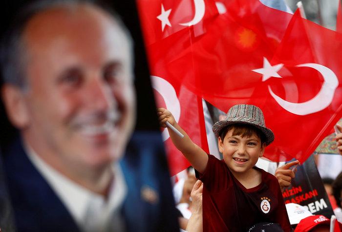 Τουρκικές εκλογές: Στο 54 % ο Ερντογάν, στο 29,9% ο Ιντζέ - εικόνα 12