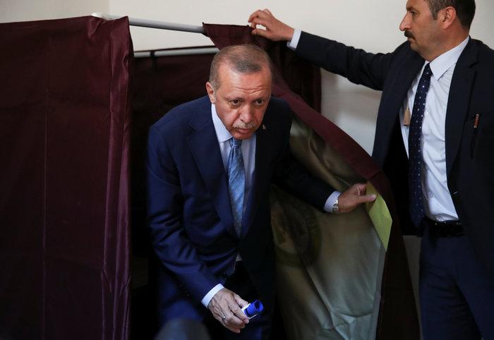 Τουρκικές εκλογές: Στο 54 % ο Ερντογάν, στο 29,9% ο Ιντζέ - εικόνα 5