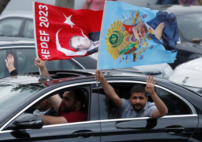 Παντοδύναμος ο Ερντογάν,  νίκη από τον α' γύρο στις προεδρικές - εικόνα 5