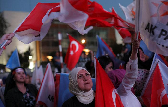 Παντοδύναμος ο Ερντογάν,  νίκη από τον α' γύρο στις προεδρικές - εικόνα 6