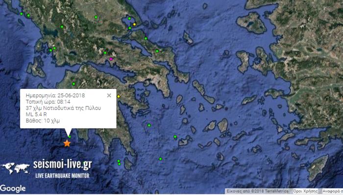 Διπλό χτύπημα του εγκέλαδου σε Πύλο και Θεσσαλονίκη