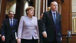 Η Άγγ. Μέρκελ θα συγχαρεί τον Τούρκο Πρόεδρο «εν ευθέτω χρόνω»