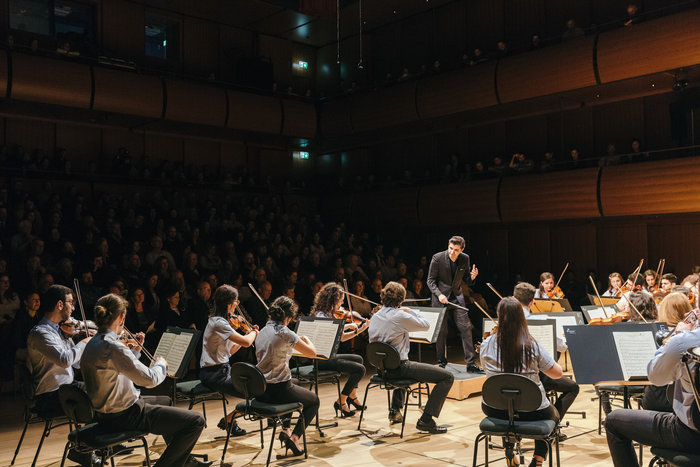 Η Ελληνική Συμφωνική Ορχήστρα Νέων στην Εναλλακτική Σκηνή του ΚΠΙΣΝ