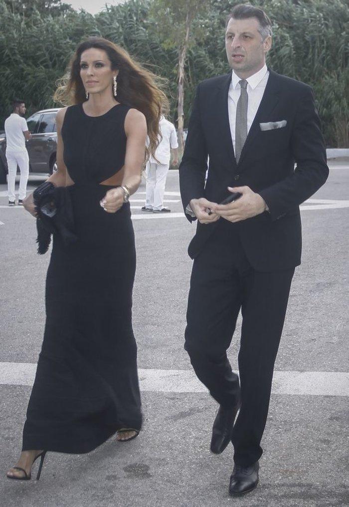 Ο υπέροχος γάμος του Γιώργου Πρίντεζη & η πανέμορφη αγαπημένη του [Εικόνες] - εικόνα 9