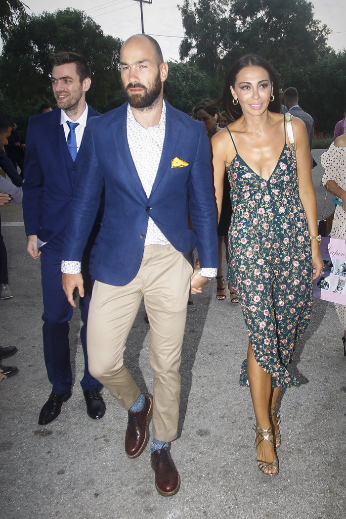 Ο υπέροχος γάμος του Γιώργου Πρίντεζη & η πανέμορφη αγαπημένη του [Εικόνες] - εικόνα 4