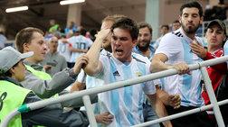 Πρόστιμο στην Αργεντινή από τη FIFA