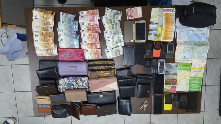 4e48616a70 Μεγάλη σπείρα «πορτοφολάδων»  Συνελήφθησαν 30