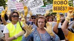 Άρχισε η πρώτη δίκη για τα «κλεμμένα μωρά» της Ισπανίας