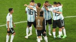 Δεν έχει πείσει ακόμα η Αργεντινή