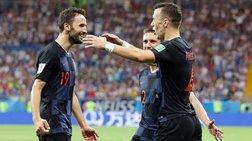 """""""Έσπασε"""" την παράδοση η Κροατία"""
