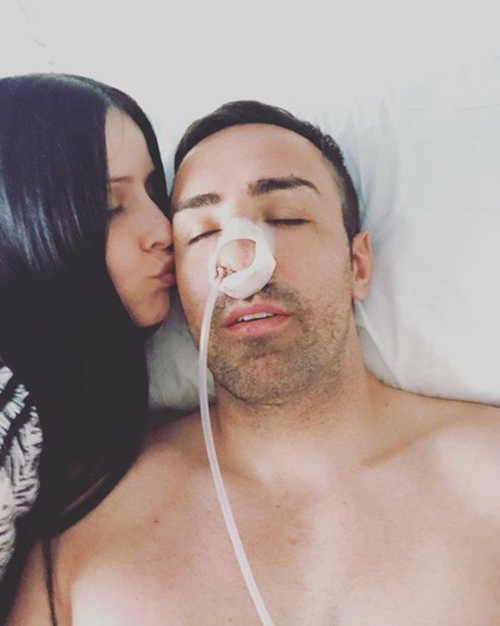 Ο γνωστός ποδοσφαιριστής, στα 32 του, παλεύει με τον καρκίνο-Το μήνυμά του - εικόνα 3