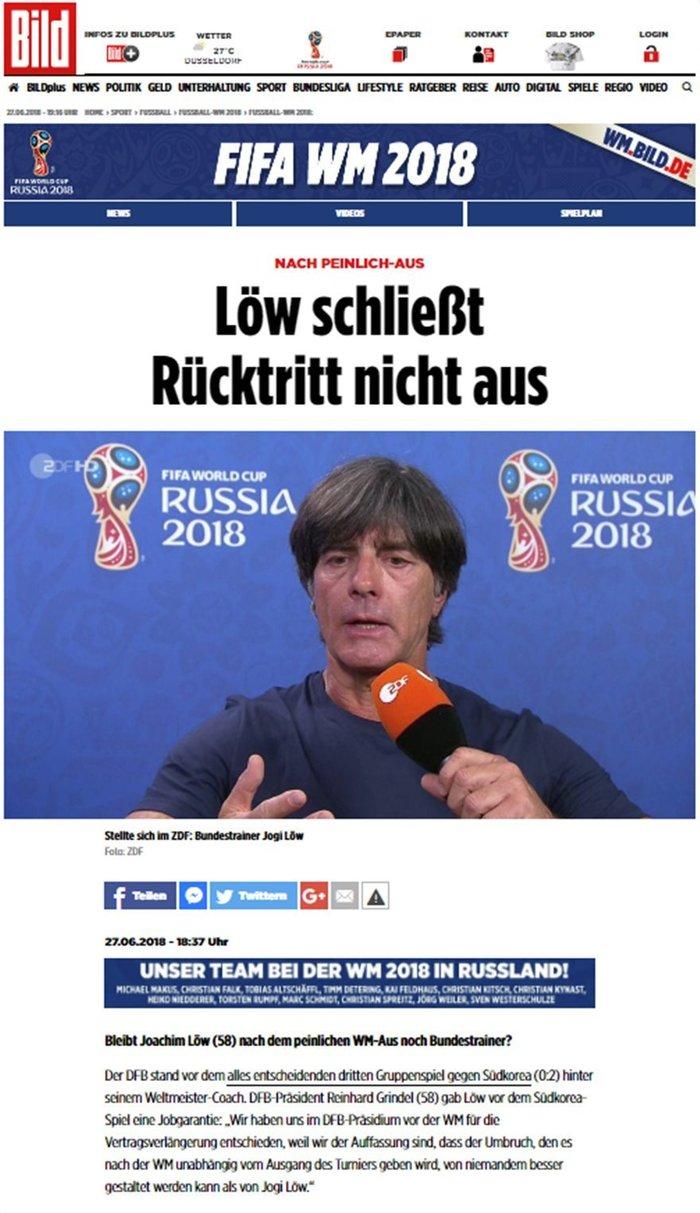 Γερμανικά ΜΜΕ: «Το γερμανικό ναυάγιο και η εθνική ντροπή» - εικόνα 3