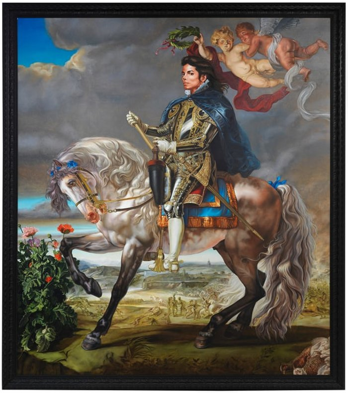 Courtesy of Brooklyn Museum. © Kehinde Wiley