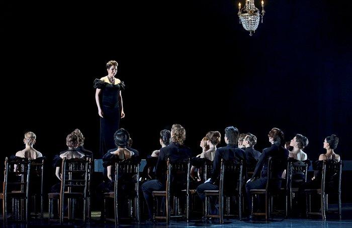 To διάσημο θέατρο Βαχτάγκωφ με Άννα Καρένινα στο Ηρώδειο