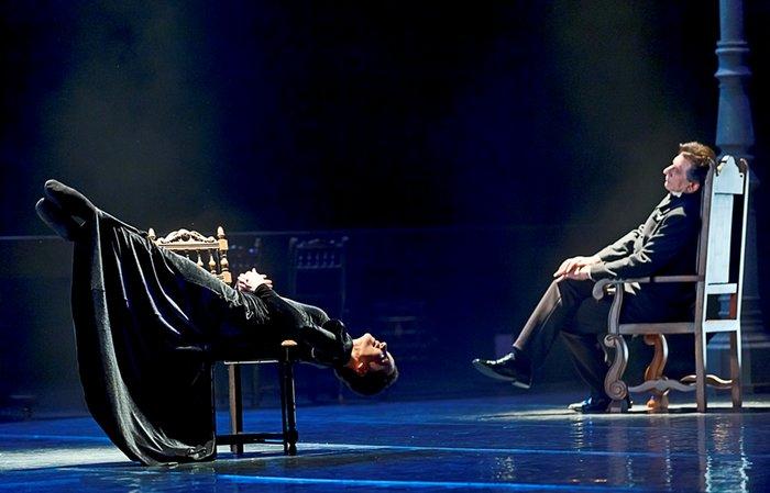 To διάσημο θέατρο Βαχτάγκωφ με Άννα Καρένινα στο Ηρώδειο - εικόνα 2