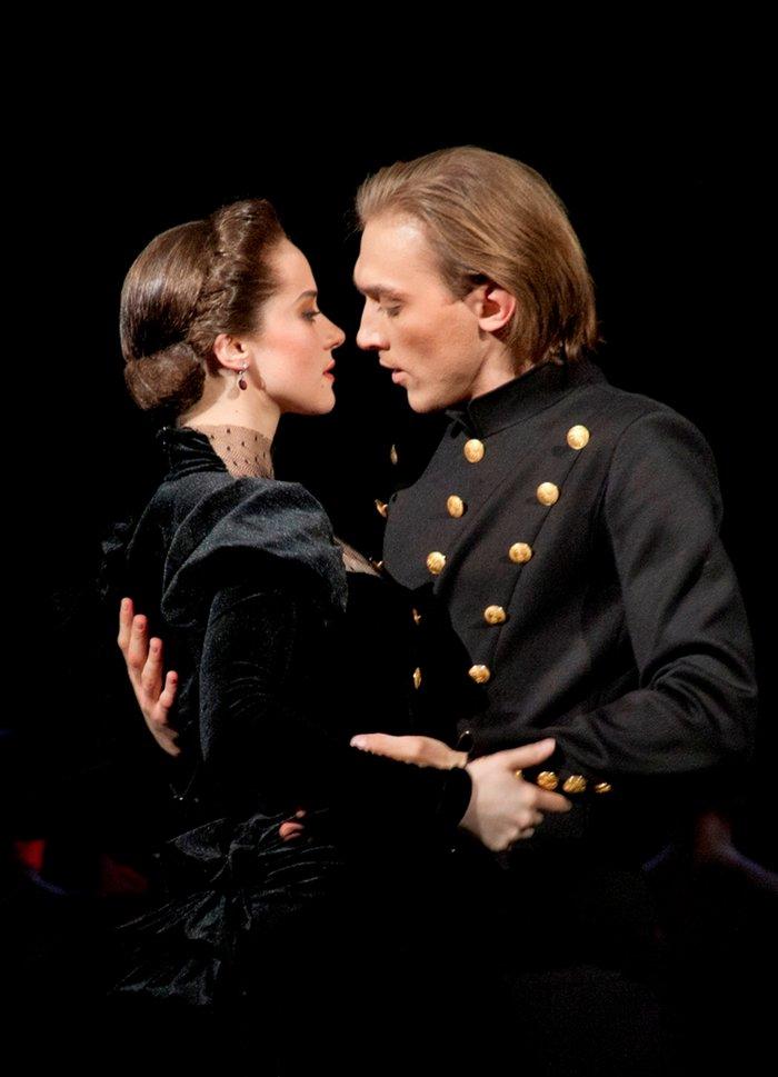 To διάσημο θέατρο Βαχτάγκωφ με Άννα Καρένινα στο Ηρώδειο - εικόνα 3