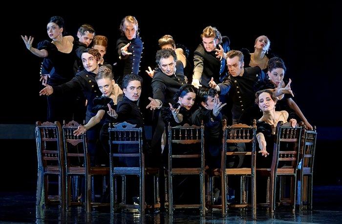 To διάσημο θέατρο Βαχτάγκωφ με Άννα Καρένινα στο Ηρώδειο - εικόνα 4