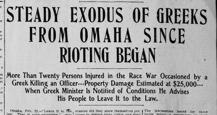 ΗΠΑ: Το άγνωστο ''πογκρόμ'' κατά Ελλήνων μεταναστών το 1909 - εικόνα 2