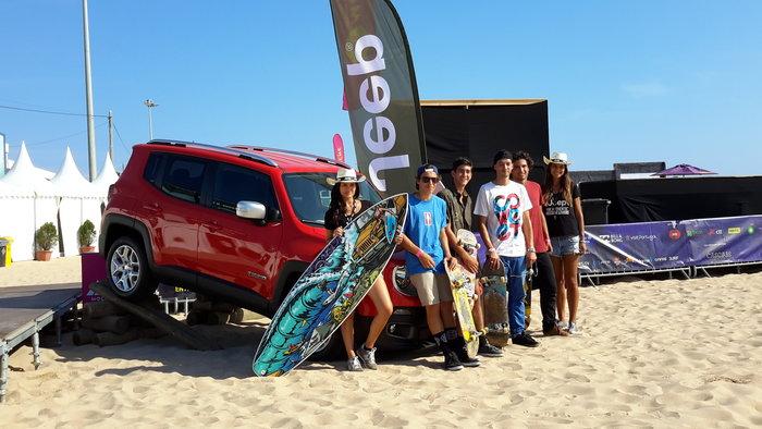 Η Ελλάδα ξανά στο παγκόσμιο καλαντάρι του windsurfing με χορηγό τη Jeep - εικόνα 2
