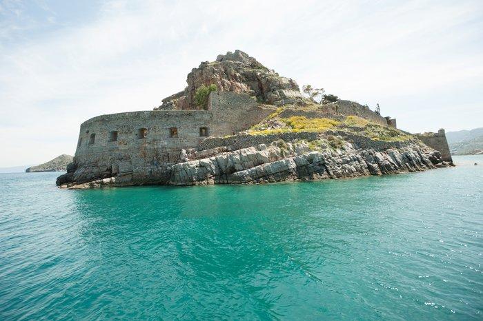 Σπιναλόγκα - το πρώτο σε επισκεψιμότητα νησάκι της Κρήτης