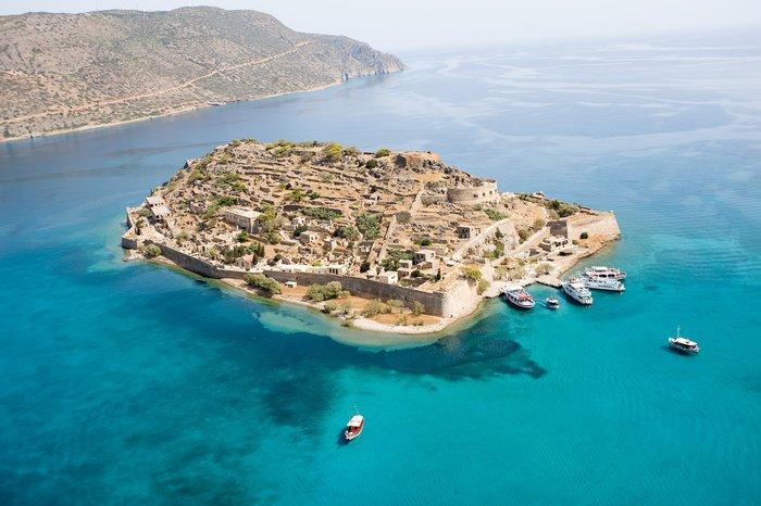 Σπιναλόγκα - το πρώτο σε επισκεψιμότητα νησάκι της Κρήτης - εικόνα 2