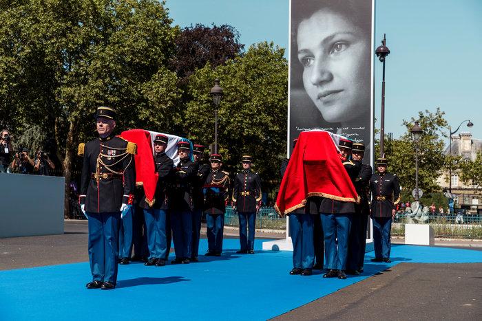 Γαλλία: Η χώρα τιμά την Σιμόν Βέιλ στο Πάνθεον των Παρισίων