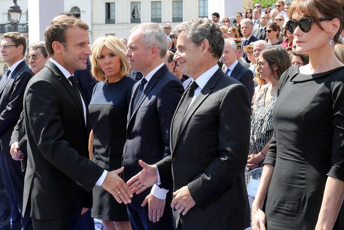 Γαλλία: Η χώρα τιμά την Σιμόν Βέιλ στο Πάνθεον των Παρισίων - εικόνα 2