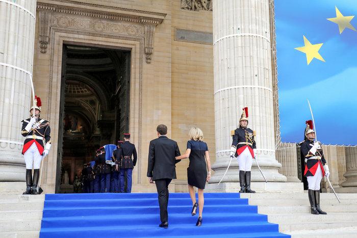 Γαλλία: Η χώρα τιμά την Σιμόν Βέιλ στο Πάνθεον των Παρισίων - εικόνα 3