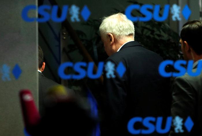 Κυβερνητική κρίση στη Γερμανία: Νέα συνάντηση Μέρκελ-Ζεεχόφερ
